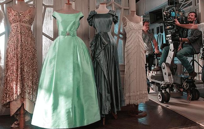 Vestuario velvet vintage