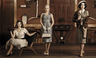 Reparto velvet vestuario