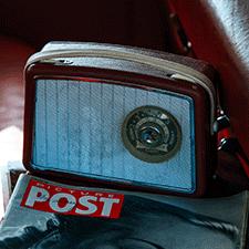 Radio de bolsillo Vintage